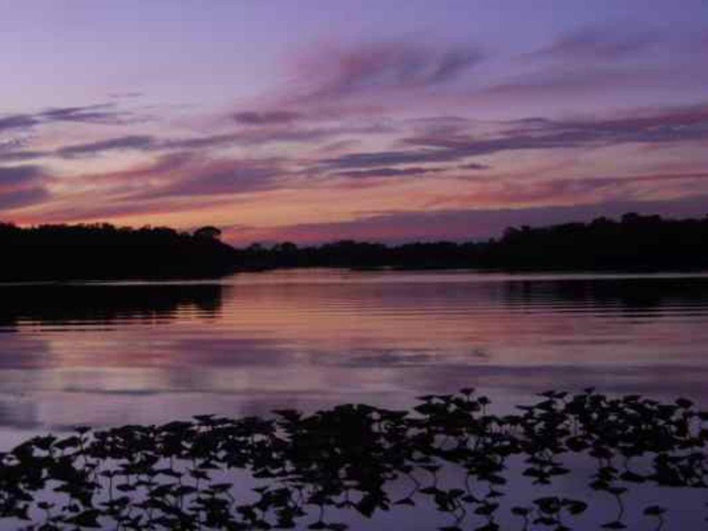 Lake Josephine Sunset
